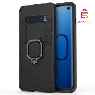 کاور گوشی مدل iron-Magnetic car case Samsung