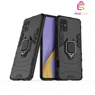 کاور گوشی مدل Panter-Magnetic car case Samsung - A Series