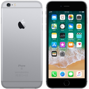 Apple iPhone 6s Plus 64GB silver اپل آیفون 6 پلاس