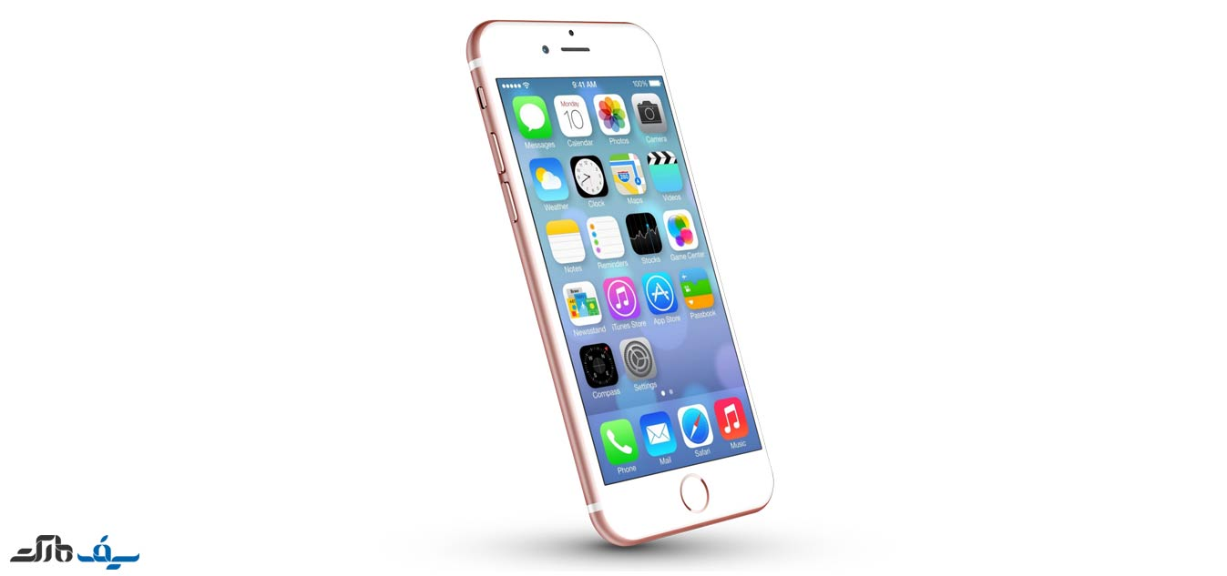 64 گیگابایت Apple iPhone 6s 64GB Design