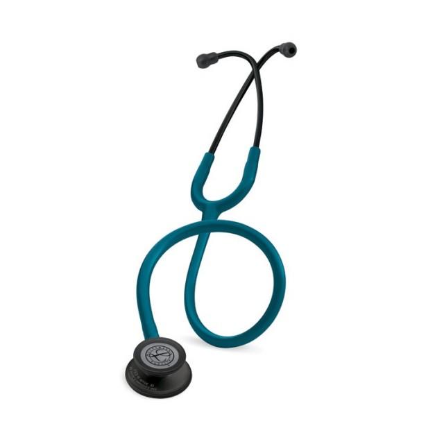 گوشی پزشکی لیتمن کلاسیک سه آبی کاربنی مشکی 5869