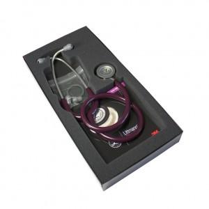 گوشی پزشکی لیتمن کلاسیک سه بنفش تیره (بادمجانی) 5831