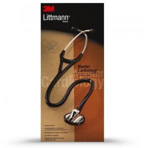 گوشی پزشکی لیتمن مستر کاردیولوژی مشکی کامل