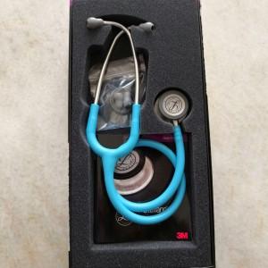 گوشی پزشکی لیتمن کلاسیک سه فیروزه ای