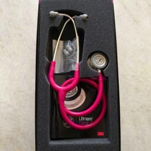 گوشی پزشکی لیتمن کلاسیک سه تمشکی (ارغوانی)