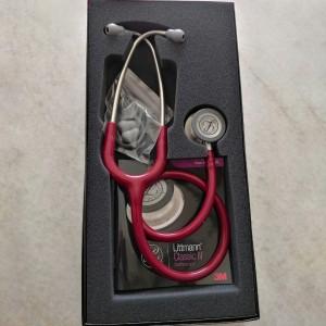 گوشی پزشکی لیتمن کلاسیک سه زرشکی