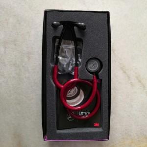 گوشی پزشکی لیتمن کلاسیک سه زرشکی مشکی 5868