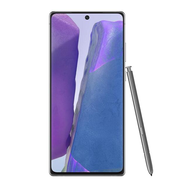 گوشی سامسونگ مدل Note20 5G با ظرفیت 256/8 گیگابایت