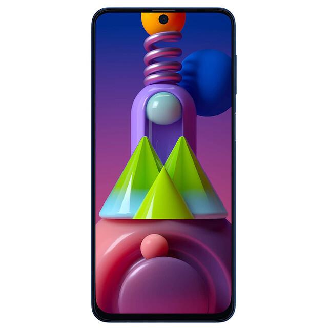 گوشی سامسونگ مدل M51 با ظرفیت 128/8 گیگابایت