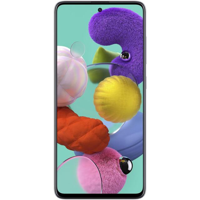 گوشی سامسونگ مدل A51 با ظرفیت 256/8 گیگابایت