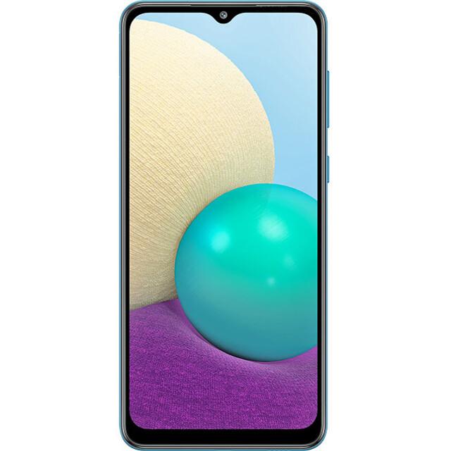 گوشی سامسونگ مدل A02 با ظرفیت 64/3 گیگابایت