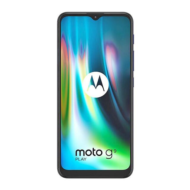گوشی موتورولا مدل Moto G9 Play با ظرفیت 128/4 گیگابایت