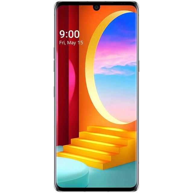 گوشی موبایل ال جی مدل Velvet ظرفیت 128/6 گیگابایت