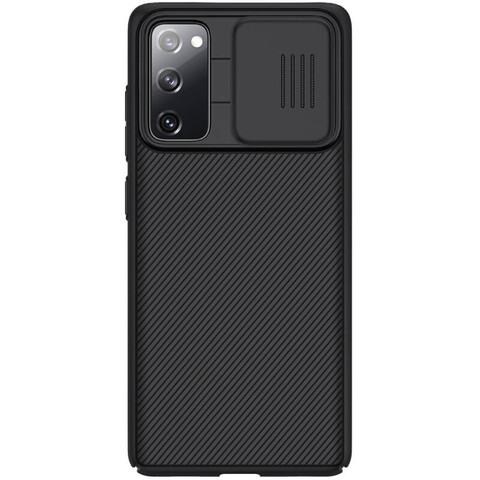 کاور نیلکین مدل CamShield برای گوشی سامسونگ Galaxy S20 FE