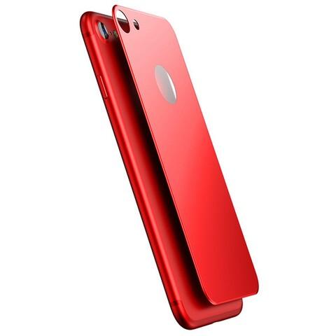 محافظ پشت گوشی شیشه ای باسئوس مدل 3D Arc برای گوشی آیفون 7
