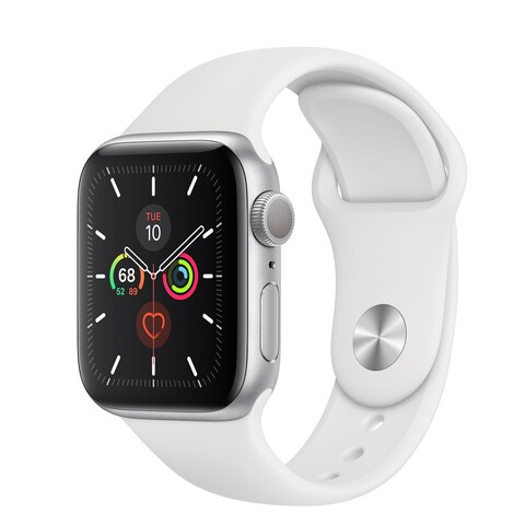 ساعت هوشمند اپل سری 5 مدل Aluminum Case 40mm
