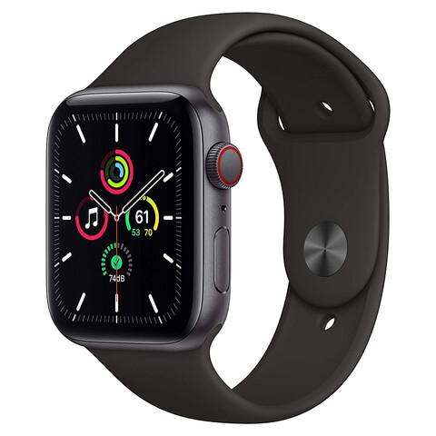 ساعت هوشمند اپل سری SE مدل Aluminum Case 44mm