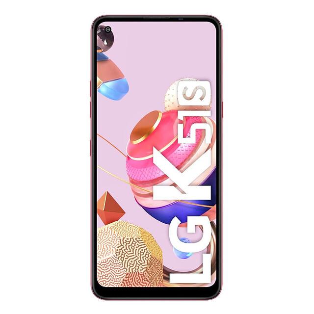 گوشی ال جی مدل K51S ظرفیت 64/3 گیگابایت