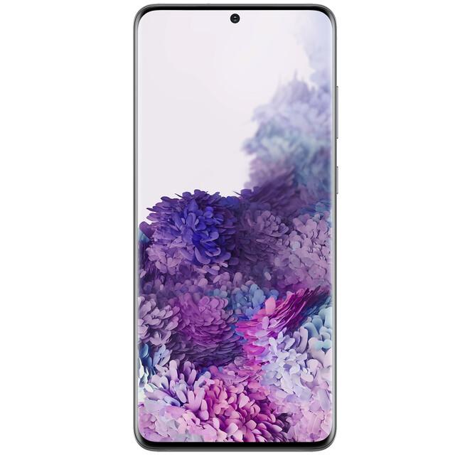گوشی سامسونگ S20 Plus 5G با ظرفیت 128/12 گیگابایت