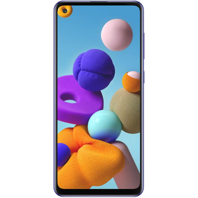 گوشی سامسونگ مدل A21s با ظرفیت 32/3 گیگابایت