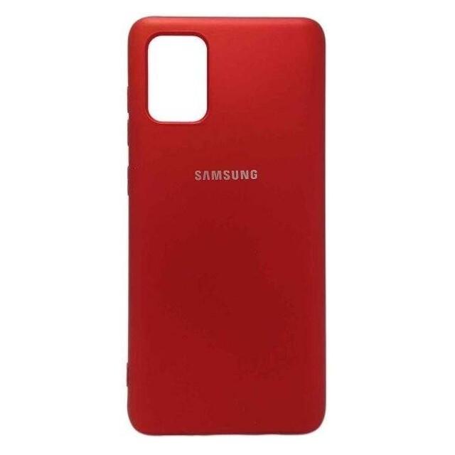 کاور سیلیکونی برای گوشی سامسونگ Galaxy A31