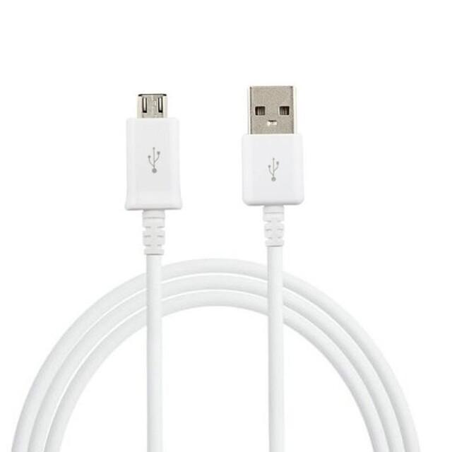 کابل شارژ و تبدیل USBبه microUSBمدل GH39-01578A طول ۱ متر