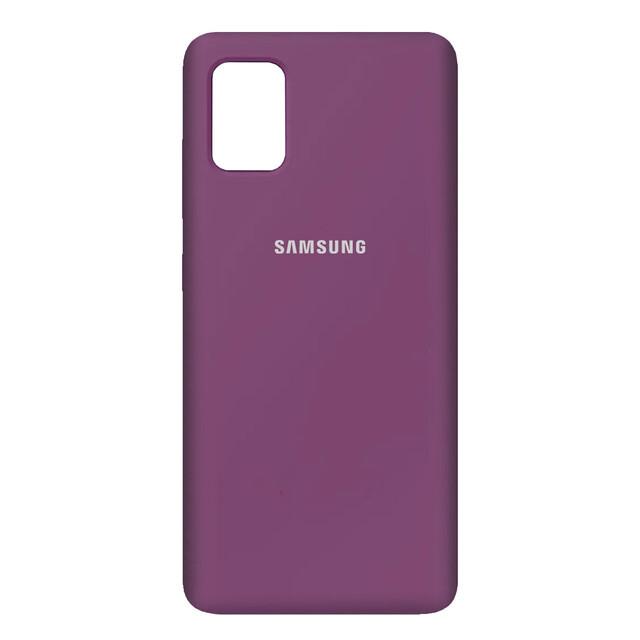 کاور سیلیکونی برای گوشی سامسونگ Galaxy A71