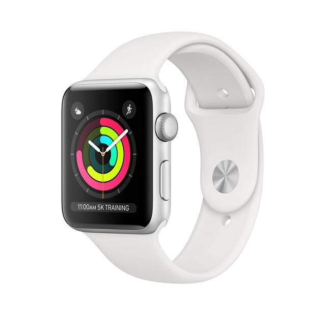 ساعت هوشمند اپل سری 3 مدل Aluminum Case 38mm