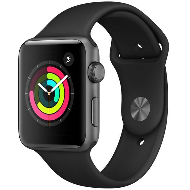 ساعت هوشمند اپل واچ 3 مدل Aluminum Case 42mm