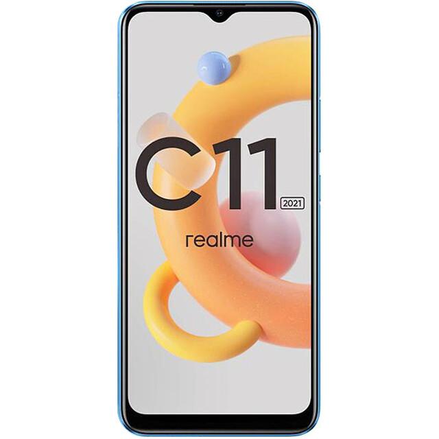 گوشی ریلمی مدل c11 2021 RMX3231 ظرفیت 32/2