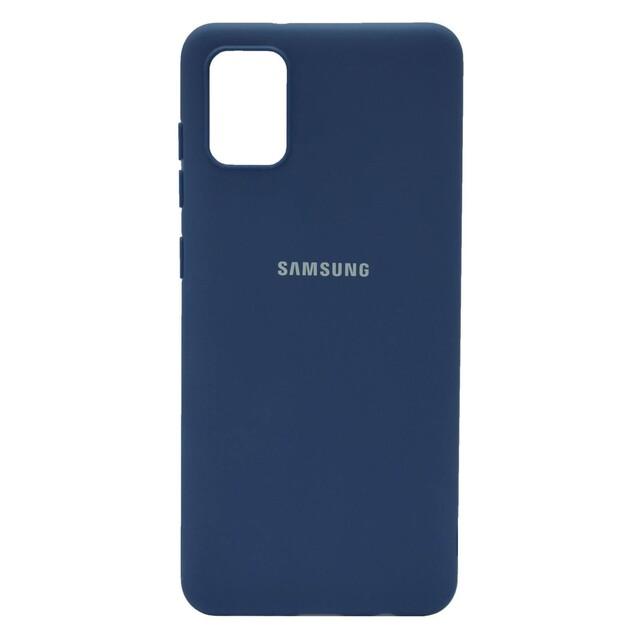 کاور سیلیکونی برای گوشی سامسونگ Galaxy A02S / M02S