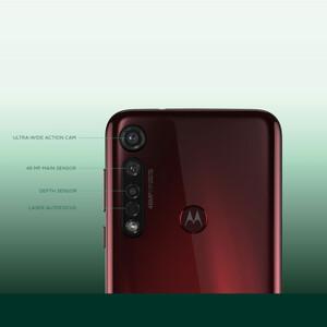 گوشی موبایل موتورولا مدل One Vision Plus XT2019-1 دو سیم کارت ظرفیت 128 گیگابایت