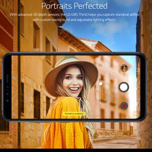 گوشی موبایل ال جی مدل  G8s Thinq LM-G810EA دو سیم کارت ظرفیت 128 گیگابایت