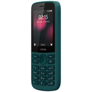 گوشی موبایل نوکیا مدل 215 4G دو سیم کارت ظرفیت 128 مگابایت و رم 64 مگابایت