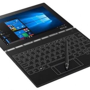 تبلت لنوو مدل Yoga Book With Windows 4G ظرفیت 128 گیگابایت