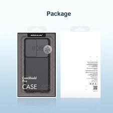کاور نیلکین مدل Camshield مناسب برای گوشی موبایل سامسونگ S21 ultra