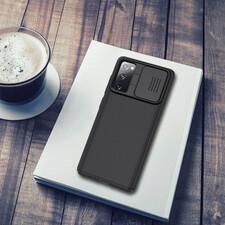 کاور نیلکین مدل CamShield مناسب برای گوشی موبایل سامسونگ Galaxy S20 FE