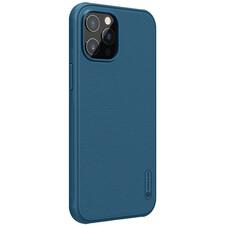 کاور نیلکین مدل  Frosted Shield Pro مناسب برای گوشی موبایل اپل Iphone 12 Pro Max