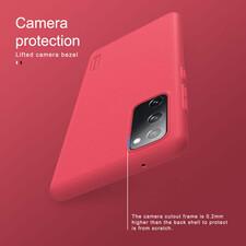 کاور نیلکین مدل Super Frosted Shield مناسب برای گوشی موبایل سامسونگ Galaxy S20 FE