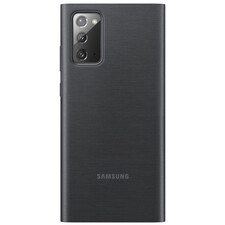کیف کلاسوری سامسونگ مدل Clear View Cover مناسب برای گوشی موبایل سامسونگ Galaxy Note 20 Ultra