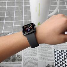 ساعت هوشمند اپل واچ سری 5 مدل 44m Space  Aluminum Case  Sport Band