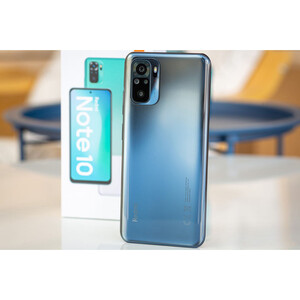 گوشی موبایل شیائومی مدل Redmi Note 10 M2101K7AG دو سیم کارت ظرفیت 128 گیگابایت و رم 6 گیگابایت