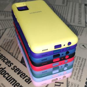 کاور مدل SLCN مناسب برای گوشی موبایل سامسونگ Galaxy A02S
