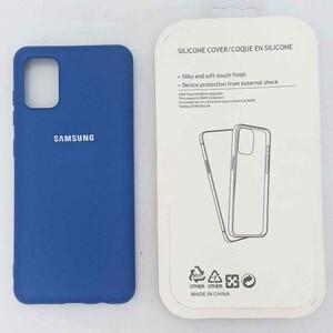 کاور مدل سیلیکونی مناسب برای گوشی موبایل سامسونگ A31