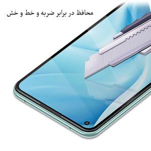 محافظ صفحه نمایش مدل FCG مناسب برای گوشی موبایل شیائومی Mi 11 Lite