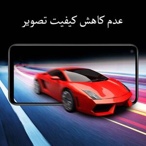 محافظ صفحه نمایش نانو برنارد مدل Zscer-01 مناسب برای گوشی موبایل شیائومی Redmi 9t