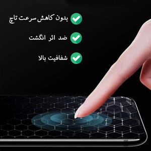 محافظ صفحه نمایش لایونکس مدل FOL-L مناسب برای گوشی موبایل شیائومی Redmi Note 10