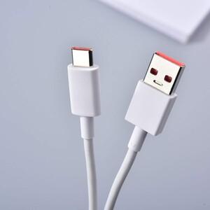شارژر دیواری شیائومی مدل MDY-11-EZ-33W-QC.4.0 به همراه کابل تبدیل USB-C