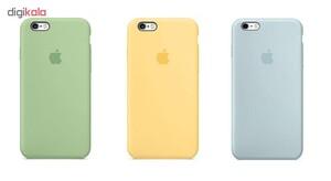 کاور سیلیکونی مدل SlC مناسب برای گوشی موبایل اپل آیفون 7Plus / 8Plus