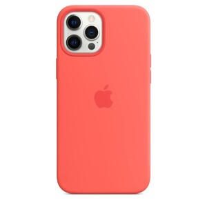 قاب مدل سیلیکونی مناسب برای گوشی موبایل اپل iphone ۱۲ Pro Max